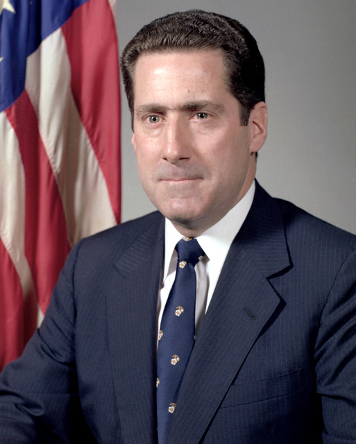 John S. Herrington, Assistant Secretary of the Navy Manpower and Reserve Affairs