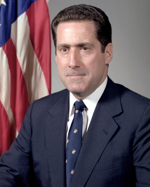 John S. Herrington, Assistant Secretary of the Navy Manpower and Reserve Affairs