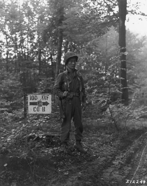 Photograph of Staff Sergeant James S. Kawashime