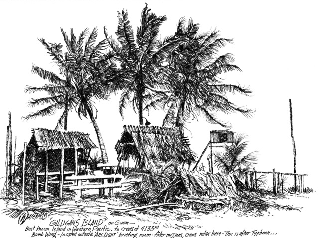 "Artwork: ""Guam"" Artist: Charles Waterhouse"