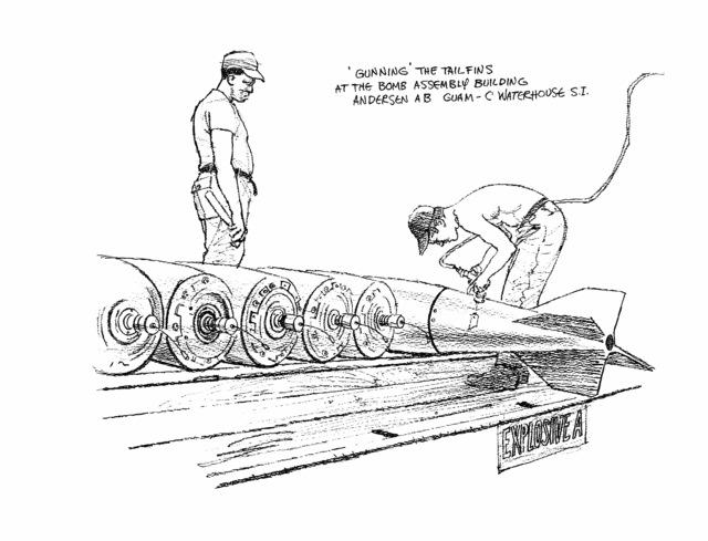 "Artwork: ""Gunning the Plates"" Artist: Charles Waterhouse"