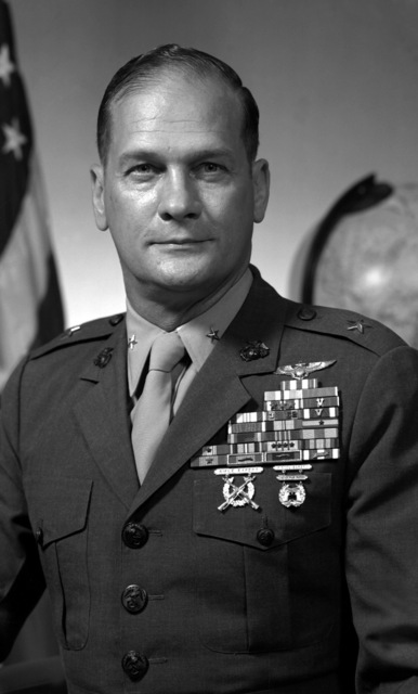 BGEN Charles H. Pitman, USMC (uncovered)