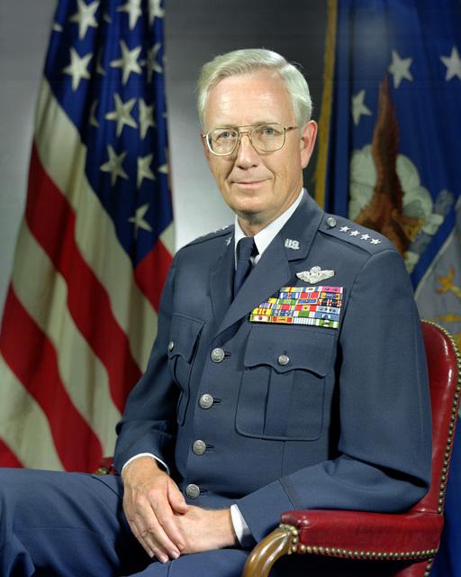 GEN James R. Allen, USAF