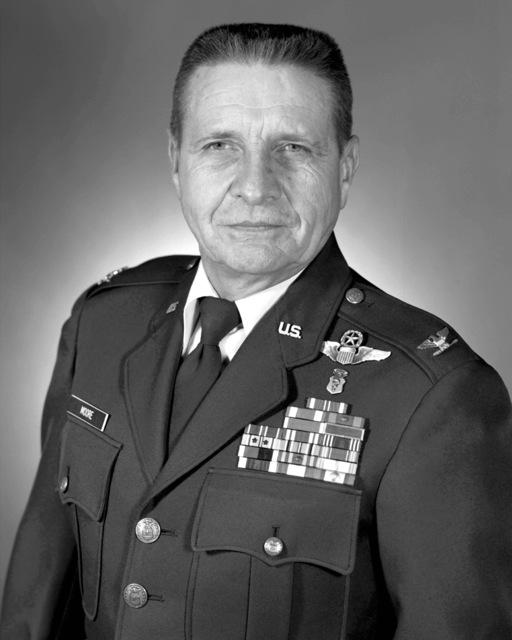 COL Allen H. Moore Jr., USAF (uncovered)