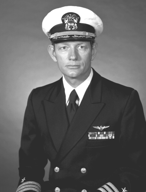 CDR Eric A. Jensen, USN (covered)