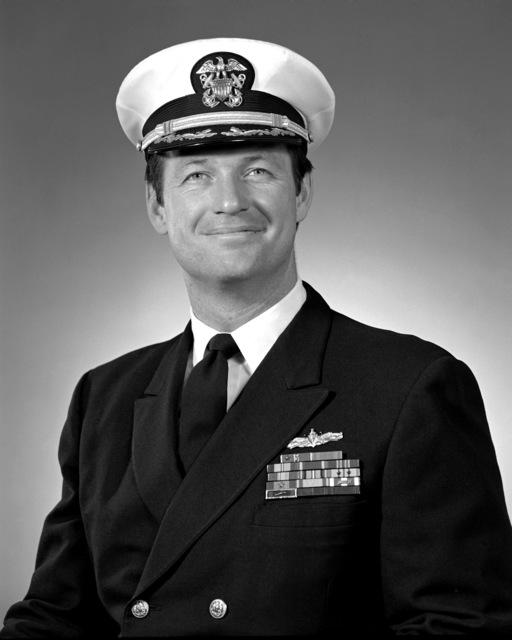 CDR John H. Quinlan, USN (covered)