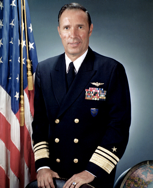 VADM Wesley L. McDonald, USN (uncovered)