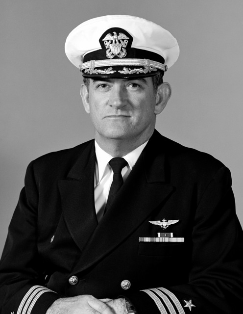 CDR Thomas Patrick O'Conner, USNR-R (covered)