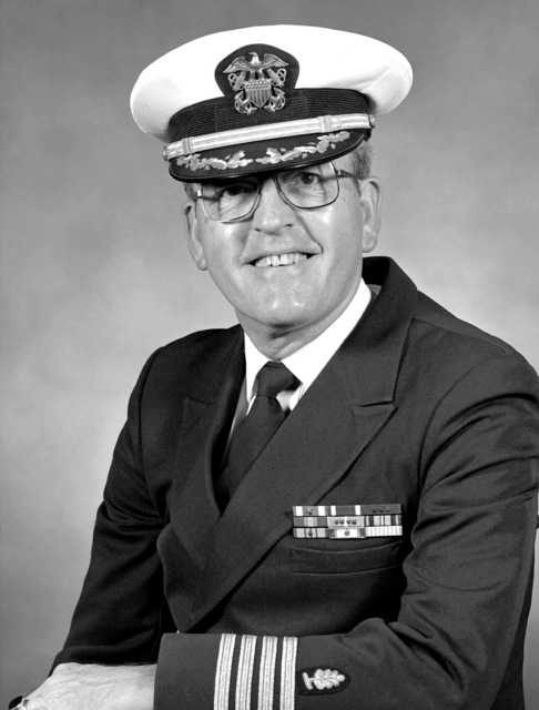 CAPT James Rodney Erie, USN (covered)