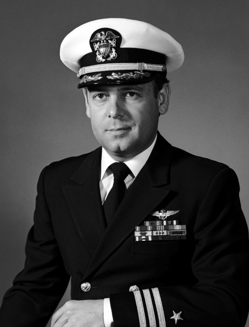 CDR Kenneth Gene Howe, USNR-R (covered)