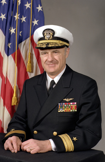 CMDR James M. Seely, USN (covered)