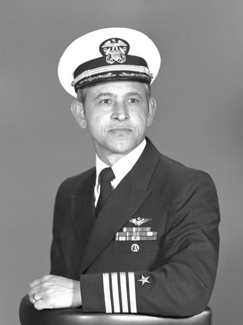 CAPT Marino J. Bartalamei, USN (covered)