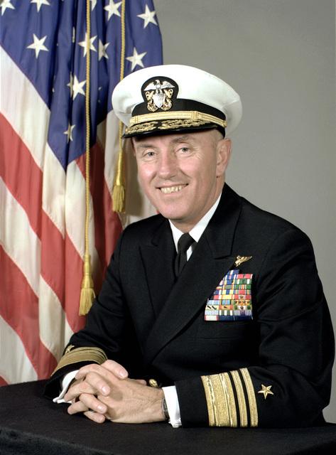 VADM Sylvester R. Foley Jr., USN (covered)