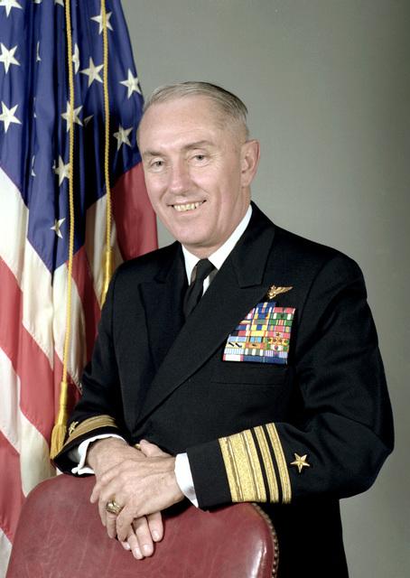 VADM Sylvester R. Foley Jr., USN (uncovered)