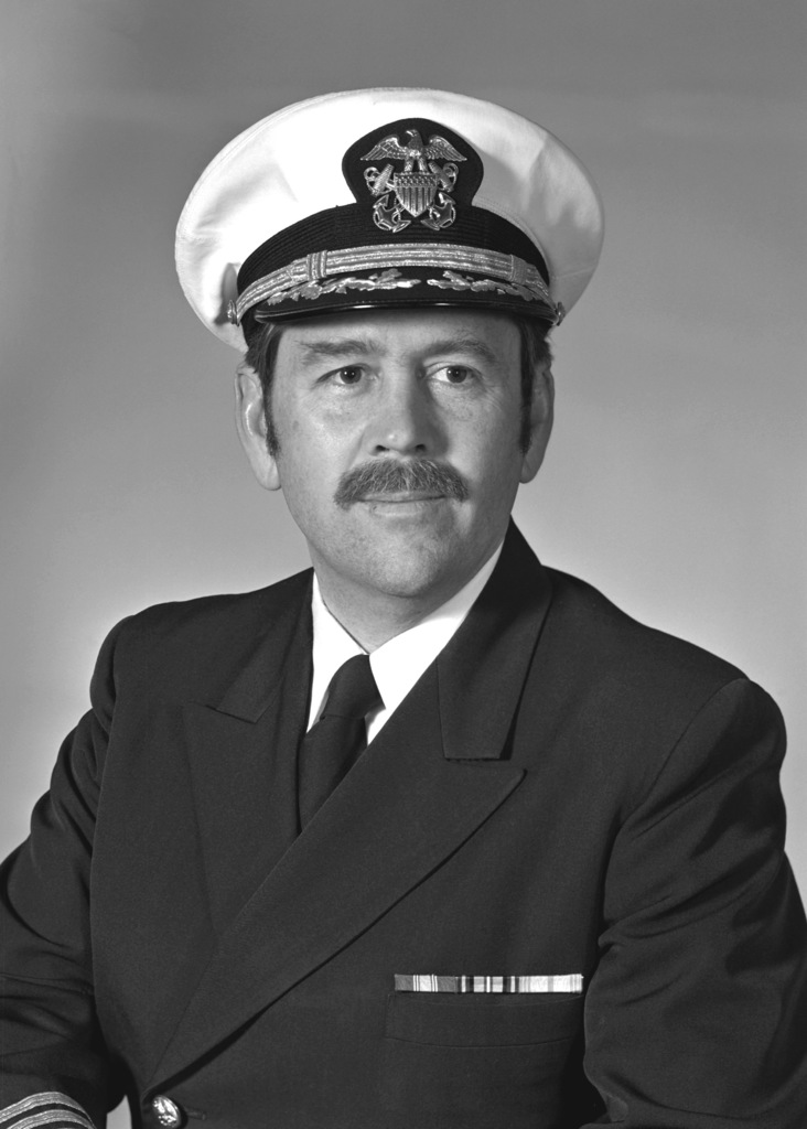 CDR Anthony A. Turpin, USN (covered)