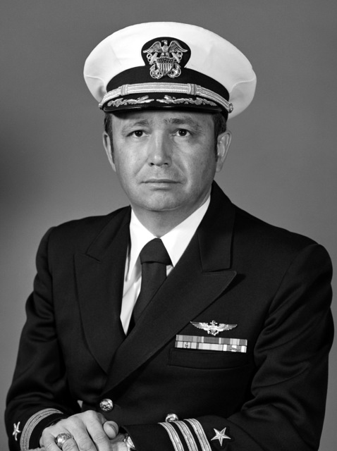 CDR Michael Stone Wade, USNR-R (covered)