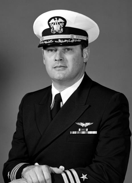 CDR Richard Owen Kay, USNR-R (covered)