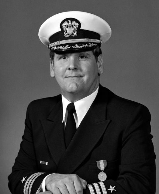 CDR Glennon Michael Silliman, USNR-R (covered)