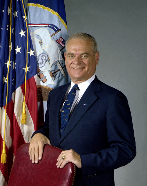 Joseph K. Taussig Assistant Secretary of the Navy Manpower and Reserve Affairs