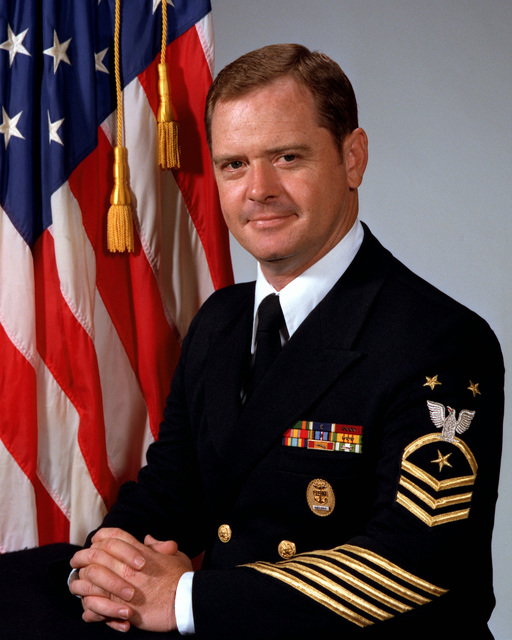 FTCM Larry E. Jenkins, USN (uncovered)