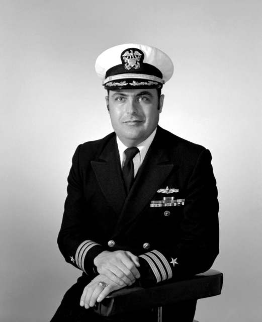 CDR Peter A.C. Long, USN (covered)
