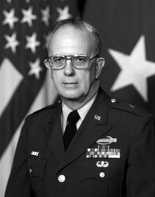Brigadier General Lewis Mologne, USA (uncovered)