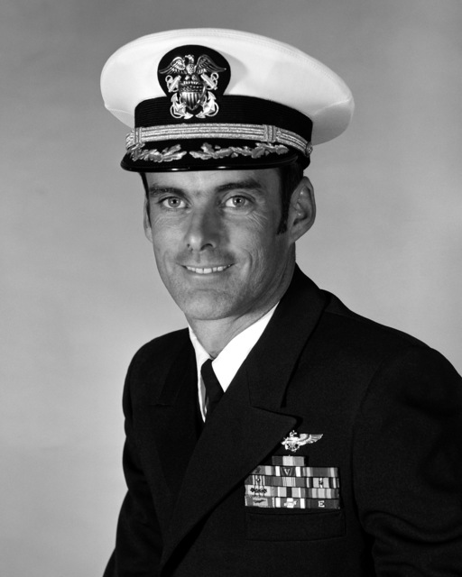CDR Gene L. Porter, USN (covered)