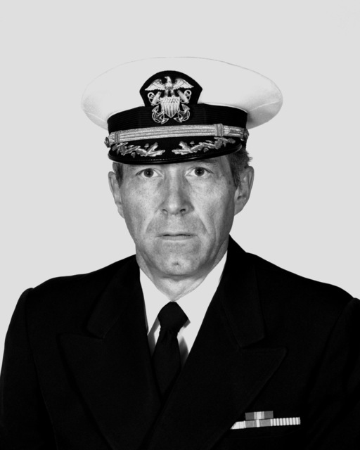 CAPT Paul P. Leo, USNR (covered)