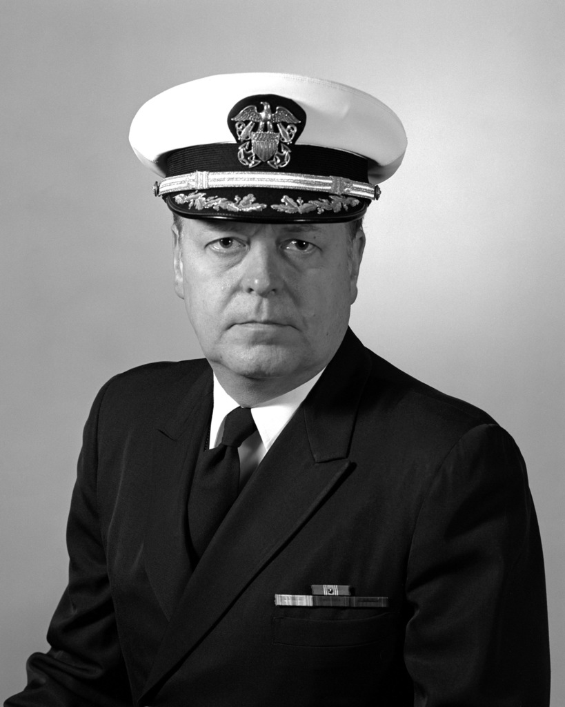 Captain J. S. Wilson, USN (covered)