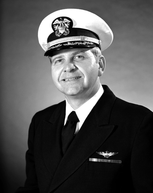 CDR Eric R. Haupt, USNR-R (covered)