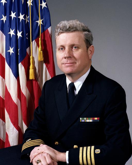 CAPT Thomas C. Watson Jr., USN (uncovered)