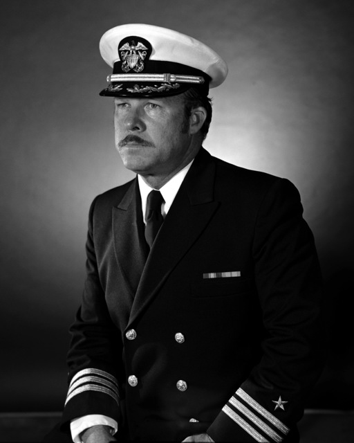 CDR Michael J. Hass, USNR-R (covered)