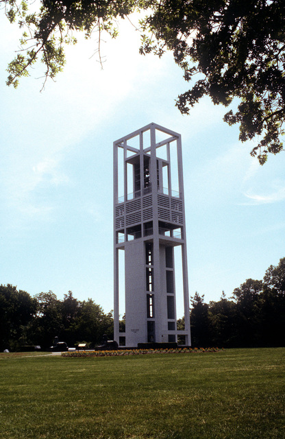 A view of the Netherlands Carillon