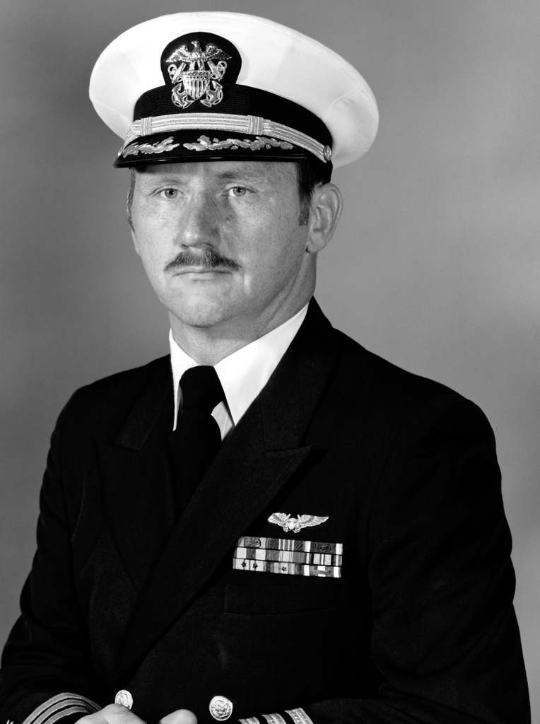 CDR Oleg Jankovic, USN (covered)