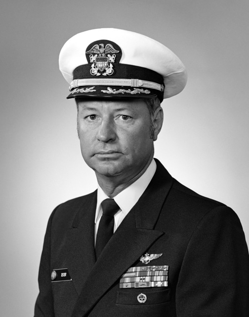 Captain Eugene V. Teter, USN (covered)