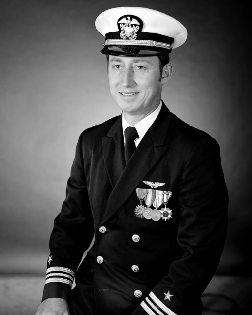 CDR Robert S. Peck, USNR-R (covered)