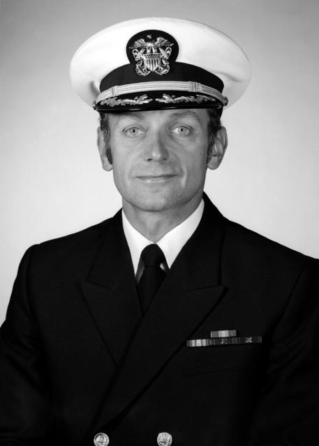 Captain William P. Dunn Jr., USN (covered)