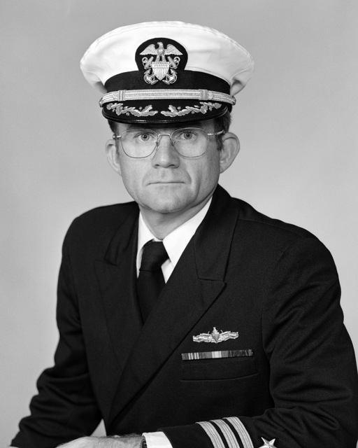 Commander Robert Scott Miner, USN (covered)