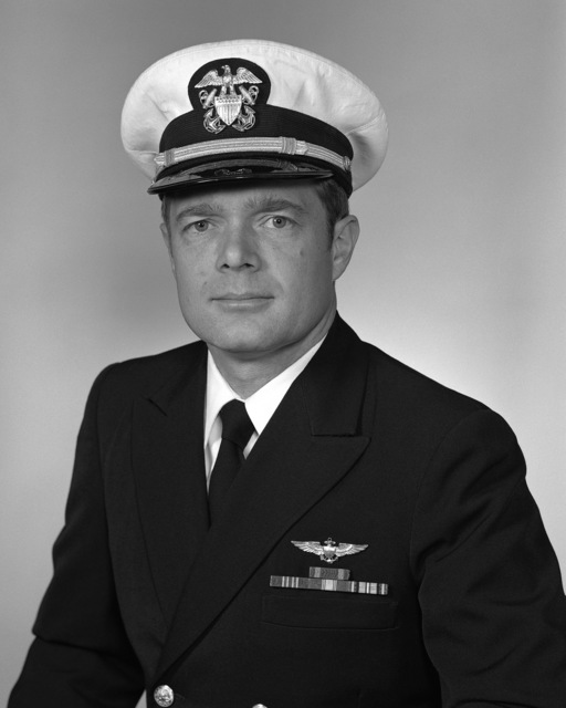 Lieutenant Robert G. Criss, USN (covered)
