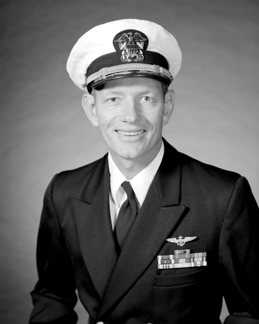 Commander Eric A. Jensen, USNR, Retired (covered)