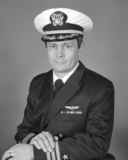 Commander George W. Conner, USNR (covered)