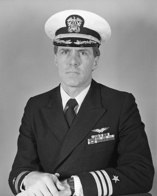 Commander Edward J. Laskowski, USNR (covered)