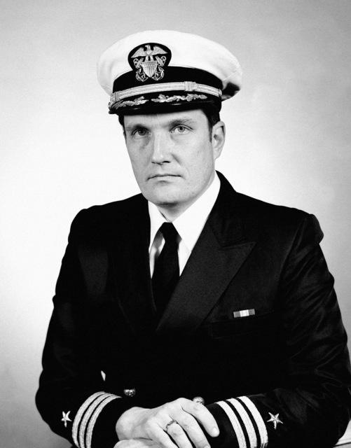Commander Frederic Tudor Jr., USNR (covered)