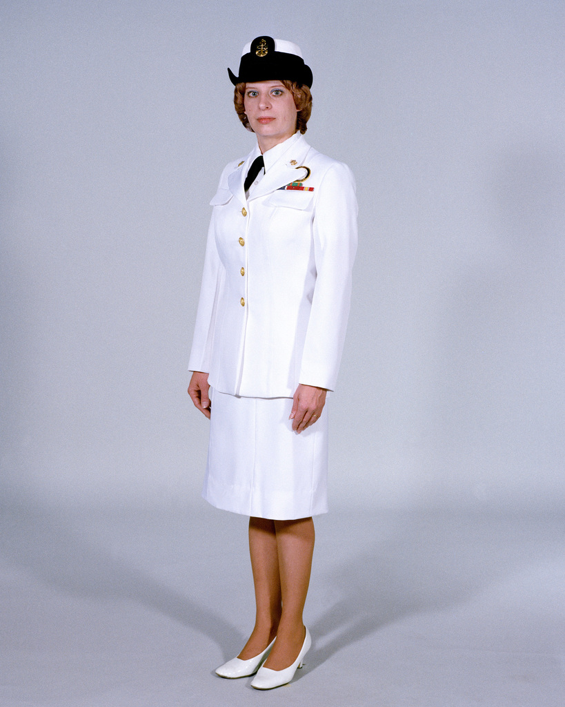 navy uniforms womens service dress white chief petty