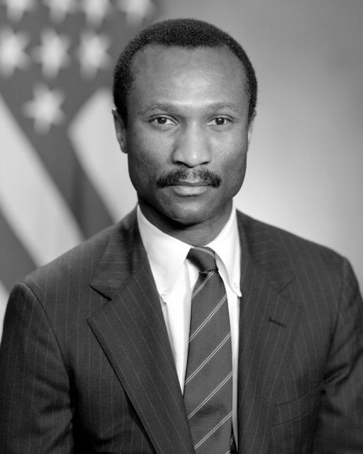Portrait:  Jerry L. Calhoun, Principal Deputy, Installations & Logistics