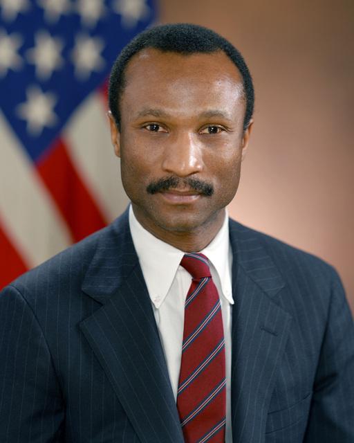 Portrait:  Mr. Jerry L. Calhoun, Principal Deputy, Installations & Logistics