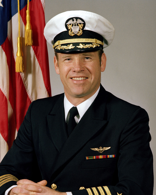 Captain Selden M. Small, USN. (covered)