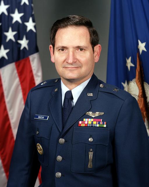 Brigadier General Joel M. McKean, USAF. (Uncovered)