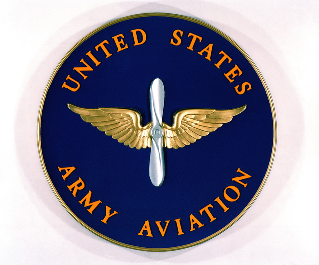 US Army Aviation Branch Emblem