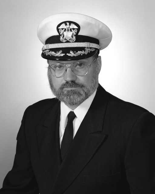 Commander Eugene W. Overton, USN (covered)